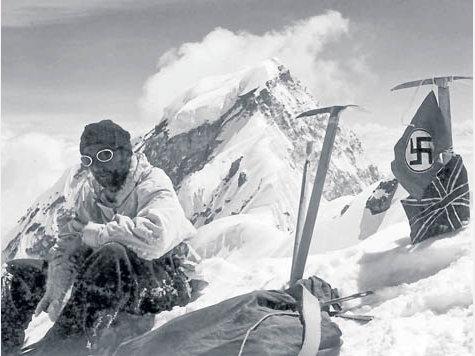 Auf dem Nepal Peak, Himalaya, 1939