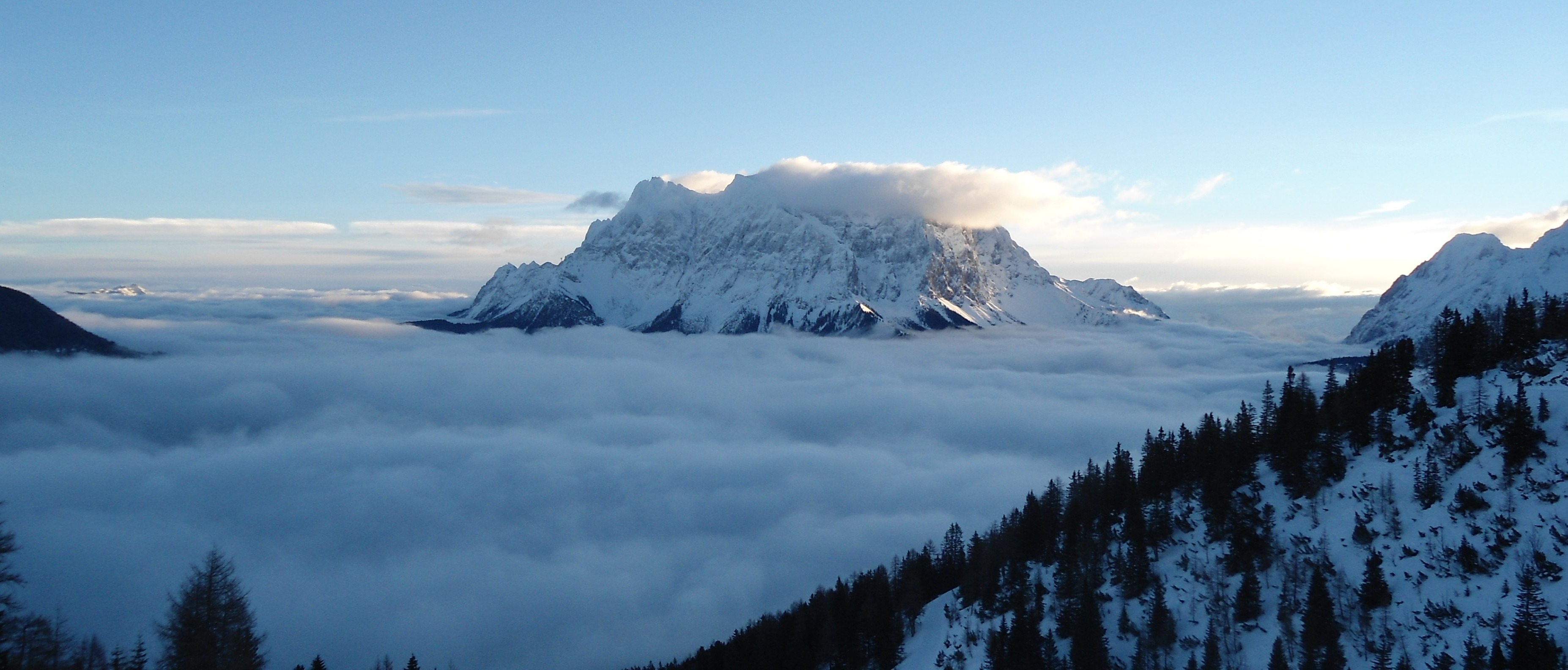 Zugspitze | domination of nature