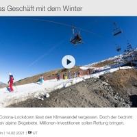 TV-Tipp: Das Geschäft mit dem Winter